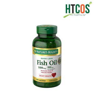 Dầu Cá Nature's Bounty Nature's Bounty Fish Oil 1400mg