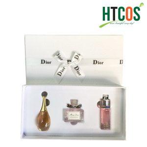 Set Dior 3 Chai Nước Hoa Mini