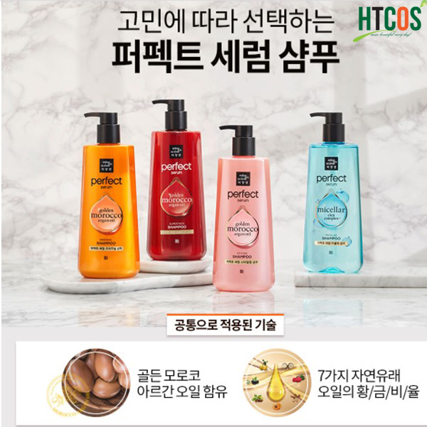 Dầu Gội Miseen Scene Perfect Serum Original Shampoo giá bao nhiêu
