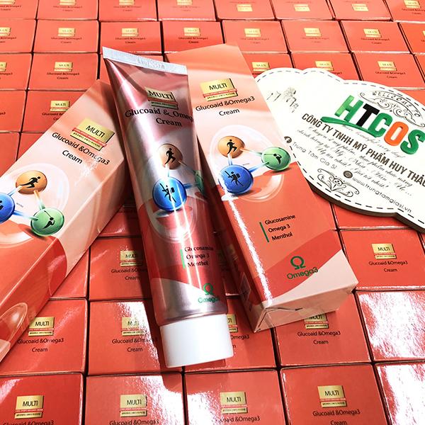 Dầu Lạnh Xoa Bóp Hàn Quốc Multi Glucoaid & Omega3 Cream mua ở đâu