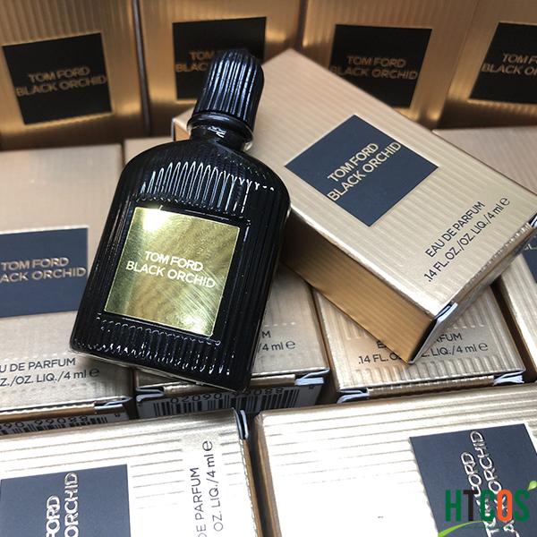 Nước Hoa Tom Ford Black Orchid 4ml giá bao nhiêu