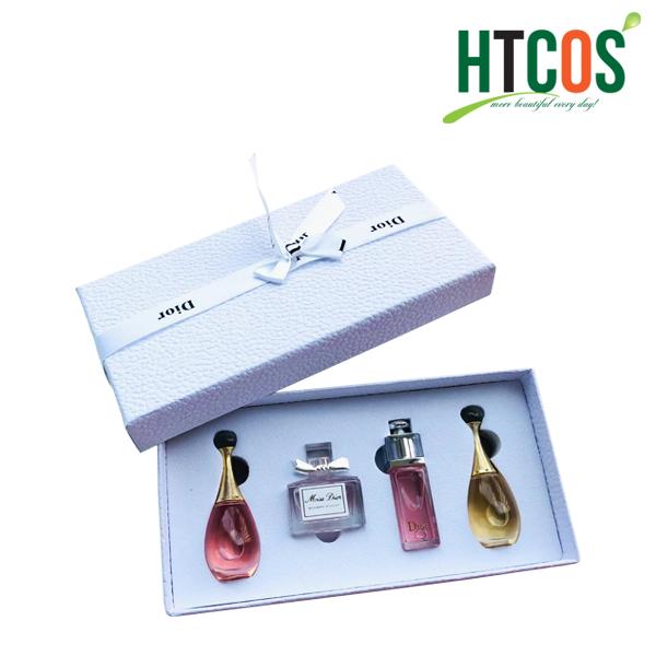Set Nước Hoa Mini Dior 4 Chai