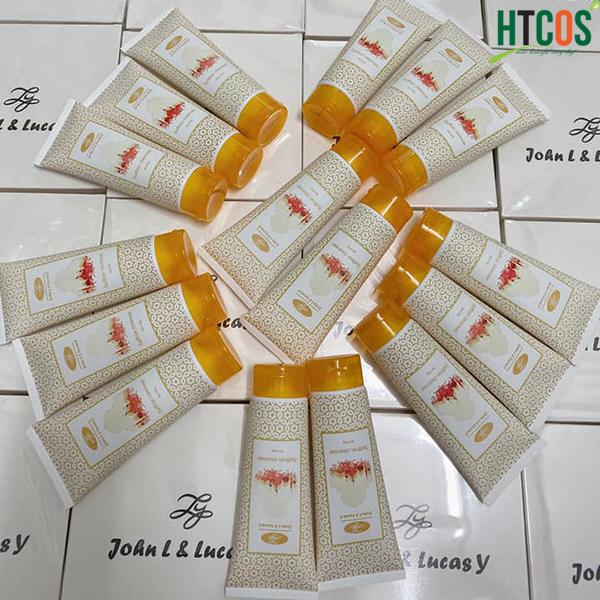 Sữa Rửa Mặt Nhụy Hoa Nghệ Tây John L & Lucas Y giá bao nhiêu