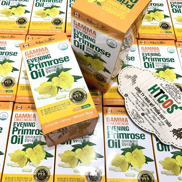 Tinh Dầu Hoa Anh Thảo Gamma Linolenic Acid Evening Primrose Oil mua ở đâu