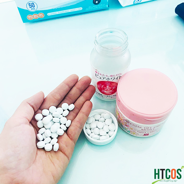 Viên Uống Trắng Da Shiseido Pure White 240 Viên có tốt không