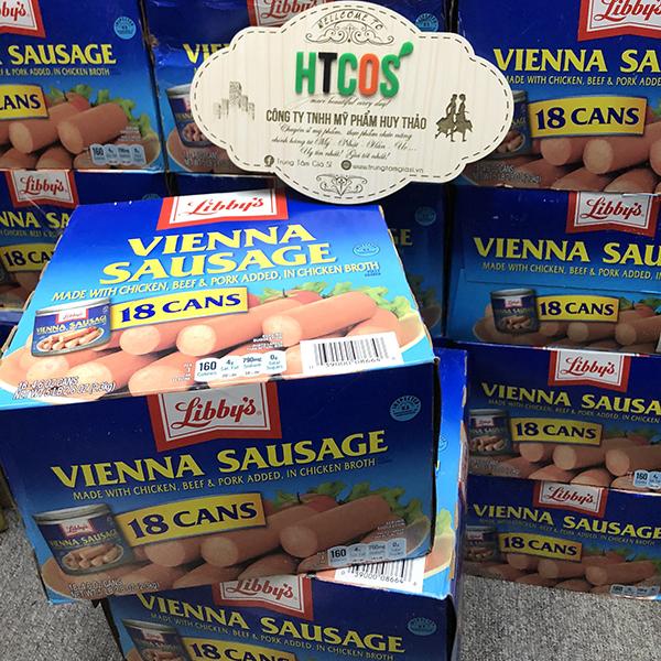 Xúc Xích Libby's Vienna Sausage mua ở đâu