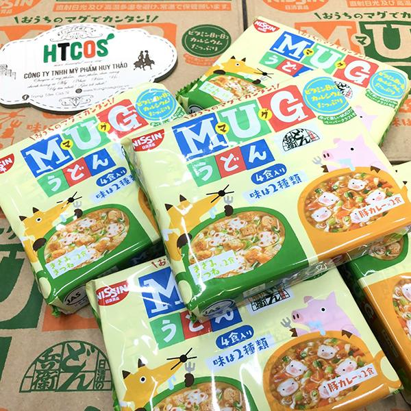 Mì Mug Nissin Vị Thịt Heo Nhật Bản mua ở đâu