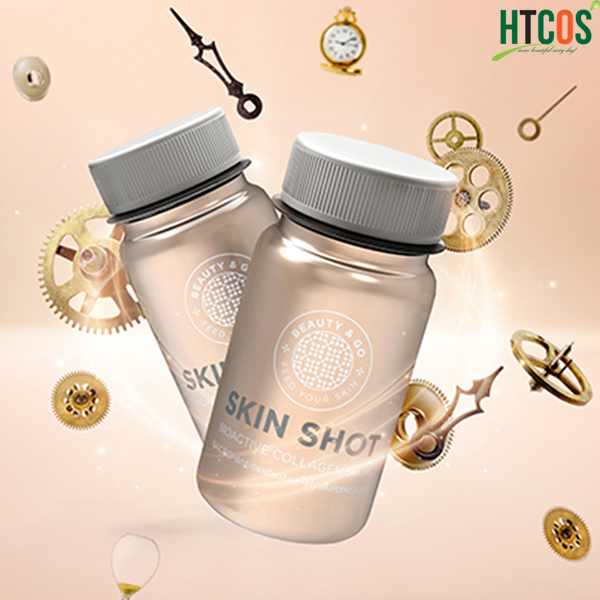 Nước Uống Collagen Skin Shot 30 Day giá bao nhiêu