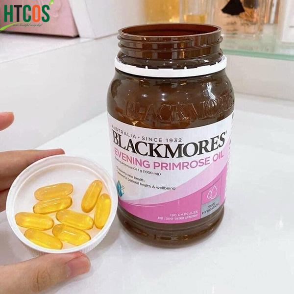 Viên Uống Tinh Dầu Hoa Anh Thảo Blackmores Evening Primrose Oil giá bao nhiêu
