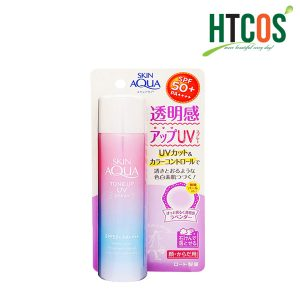 Xịt Chống Nắng Skin Aqua Tone Up UV Spray SPF 50