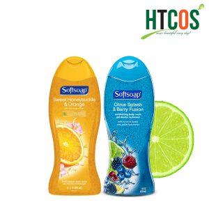 Sữa Tắm Softsoap Moisturizing Body Wash 532ml