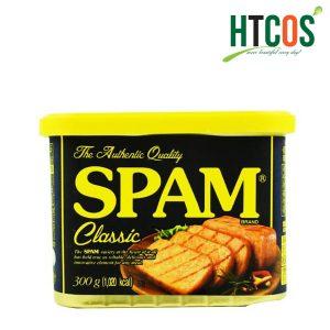 Thịt Spam Classic Đóng Hộp 300gr Hàn Quốc
