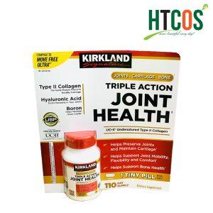 Viên Bổ Khớp Kirkland Signature Triple Action Joint Health