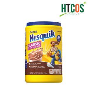Bột Cacao Nestle Nesquik Chocolate 1.275Kg Mỹ