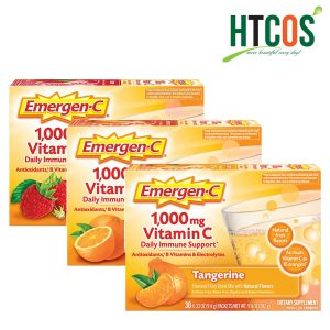 Bột Hòa Tan Vitamin C Emergen-C Vitamin C 1000mg