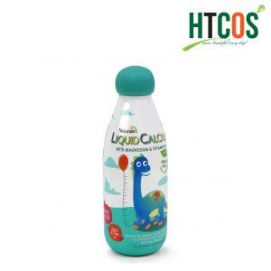 Canxi Nước Cho Bé Naturade Liquid Calcium with Magnesium & Vitamin D3