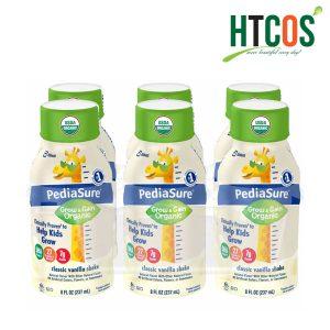 Sữa Nước PediaSure Grow & Gain Organic Classic Vanilla Shake