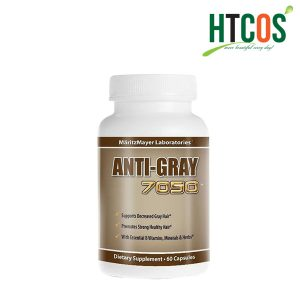 Viên Uống Trị Tóc Bạc Sớm Anti-Gray 7050