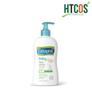 Sữa Dưỡng Thể Cetaphil Baby Daily Lotion With Organic Calendula